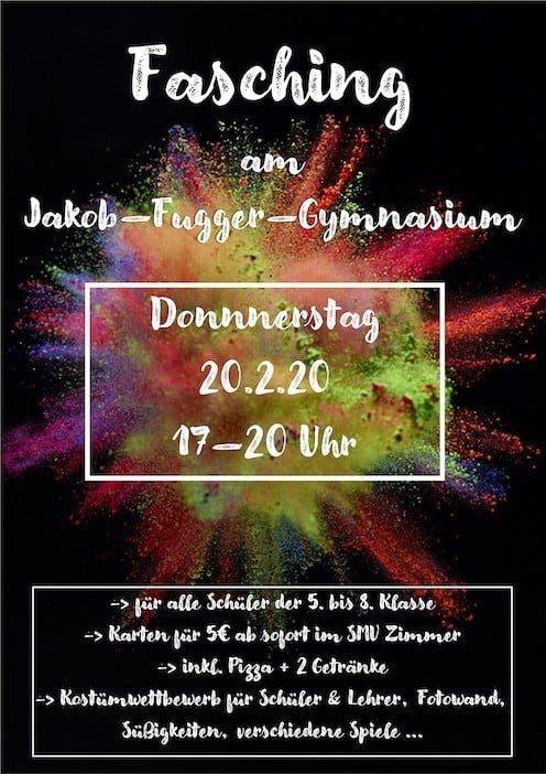 Plakat_Fasching